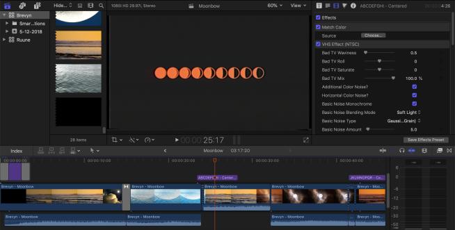 """Music Video Making-Of: Brevyn – """"Moonbow"""" – VIDEO HOOK-UPS"""