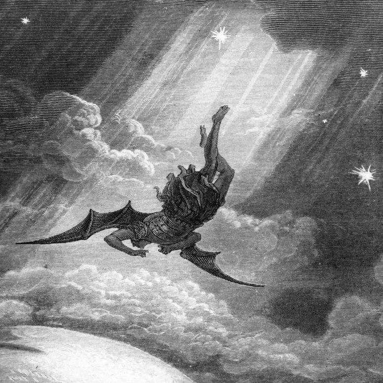Satan-lucifer